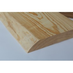 TAVOLA YELLOWPINE LUNGHEZZA 1.20 X 30 H 6cm -  Accessori - Diroshop
