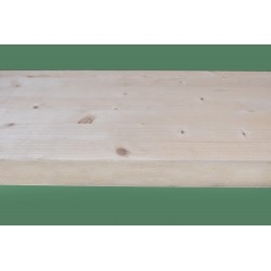 Pannello lamellare abete 1.00 x 50  18 mm -  Lamellare Abete - Diroshop