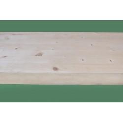 Pannello lamellare abete 2.45 x 40  18 mm -  Lamellare Abete - Diroshop