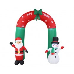 Arco Gonfiabile Natalizio -  Idee regalo natale - Diroshop