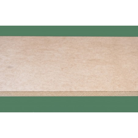 Pannello in mdf 185x109 da mm.19