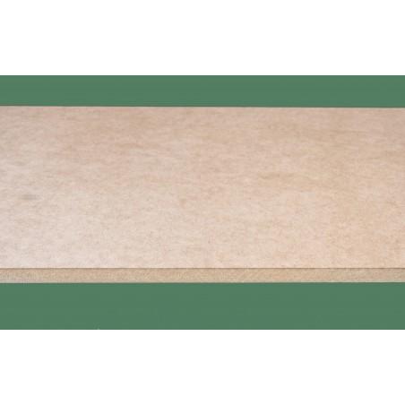 Pannello in mdf 62x109 da mm.25